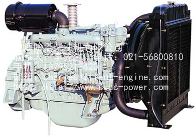 DOOSAN DB58 Generator engine