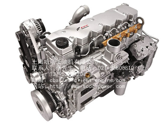 NEF6 Diesel Engine for IVECO